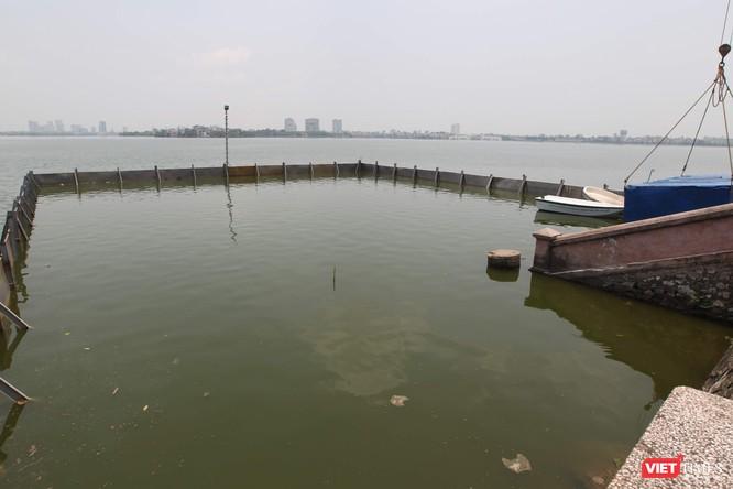 Hà Nội: Thí điểm làm sạch sông Tô Lịch với công nghệ nano ảnh 2