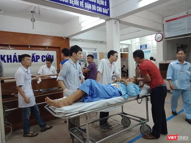 Vì sao an toàn người bệnh luôn được quan tâm hàng đầu? ảnh 2