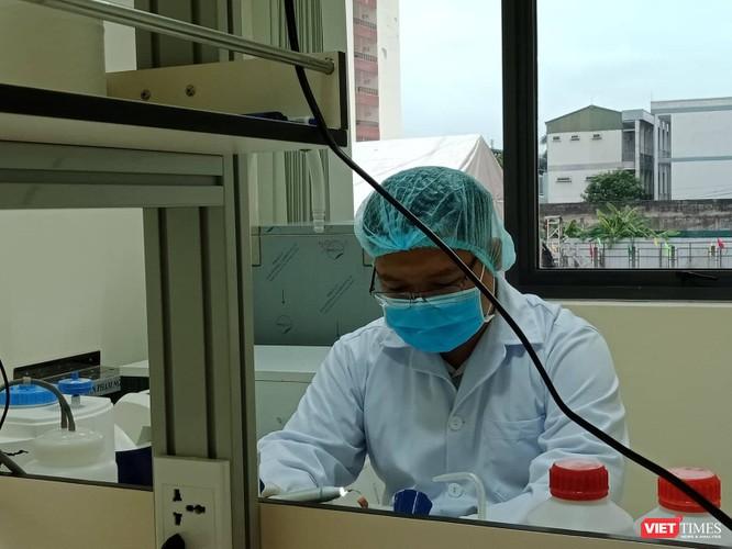 Khai trương trung tâm giám định ADN hài cốt liệt sĩ ảnh 1