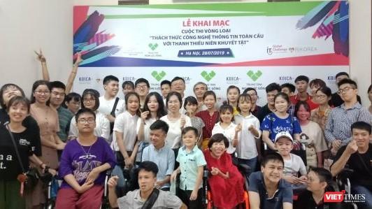 """Chủ tịch VDCA Nguyễn Minh Hồng: """"Thông tin đã tạo ra môi trường bình đẳng cho cả người khuyết tật và người bình thường"""" ảnh 2"""