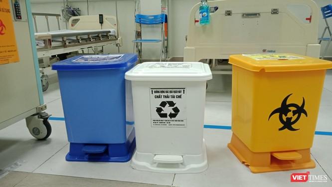 22 tấn rác thải nhựa y tế vứt đi mỗi ngày ảnh 3
