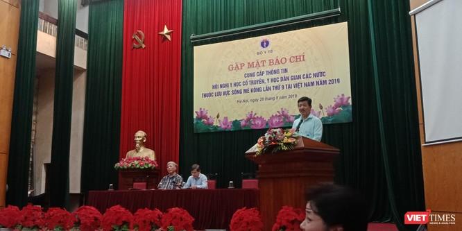 250 đại biểu từ các nước tham dự hội nghị về y, dược cổ truyền tại Việt Nam ảnh 1