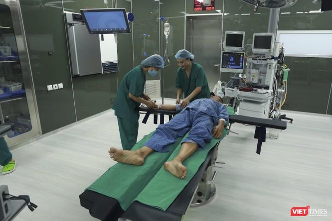 """""""Trợ thủ"""" của bác sĩ phẫu thuật ảnh 2"""