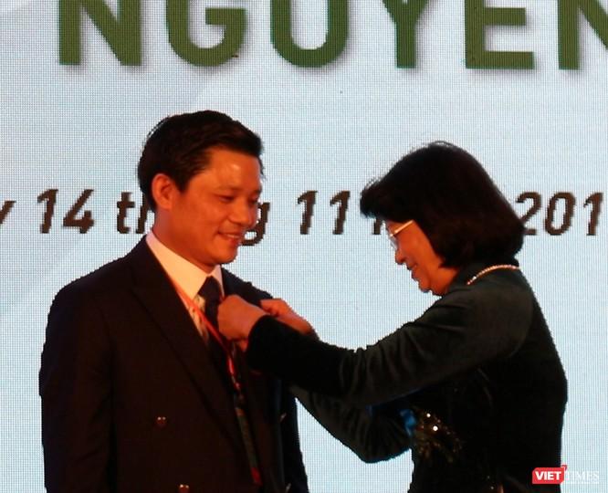 Bệnh viện Phụ sản Hà Nội nhận Huân chương Lao động hạng Nhất lần thứ hai ảnh 2