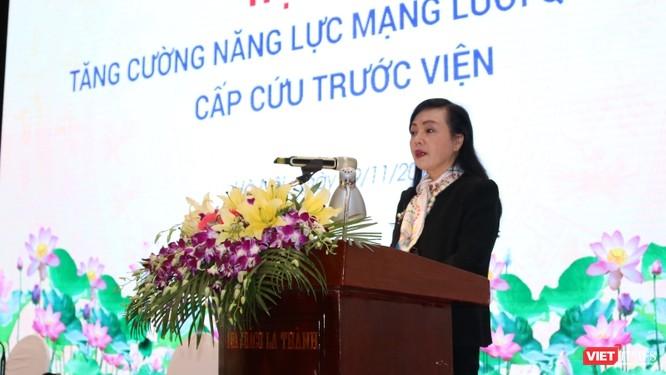 Cấp cứu trước viện của Việt Nam thiếu và yếu do đâu? ảnh 1