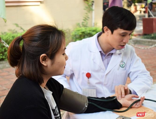 Bệnh viện Hữu nghị Việt Đức có thể thiếu hơn 10.000 đơn vị máu để cấp cứu bệnh nhân trong dịp Tết ảnh 6