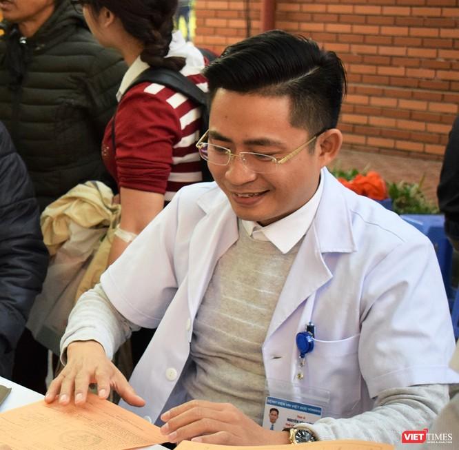 Bệnh viện Hữu nghị Việt Đức có thể thiếu hơn 10.000 đơn vị máu để cấp cứu bệnh nhân trong dịp Tết ảnh 7