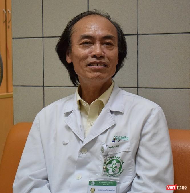 Hàng trăm bệnh nhi nhập viện khi thời tiết chuyển mùa và ô nhiễm môi trường ảnh 2