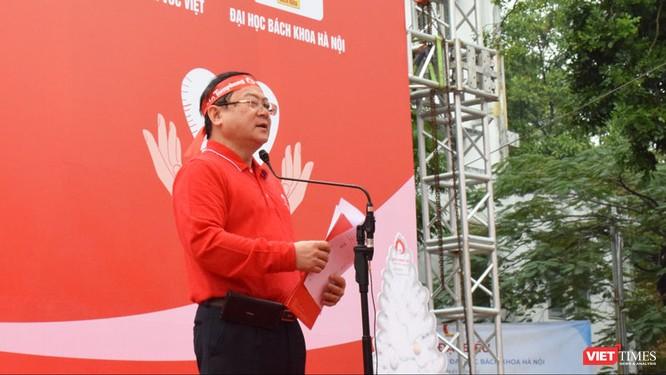 Phó Thủ tướng Thường trực Chính phủ Trương Hòa Bình dự khai mạc ngày hội Chủ nhật Đỏ nhằm khắc phục tình trạng thiếu máu điều trị ảnh 2