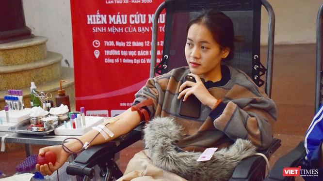 Phó Thủ tướng Thường trực Chính phủ Trương Hòa Bình dự khai mạc ngày hội Chủ nhật Đỏ nhằm khắc phục tình trạng thiếu máu điều trị ảnh 9