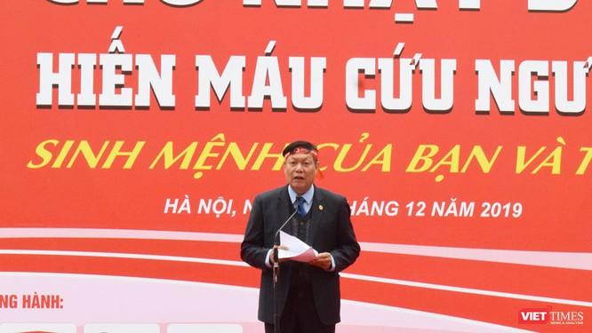 Phó Thủ tướng Thường trực Chính phủ Trương Hòa Bình dự khai mạc ngày hội Chủ nhật Đỏ nhằm khắc phục tình trạng thiếu máu điều trị ảnh 3
