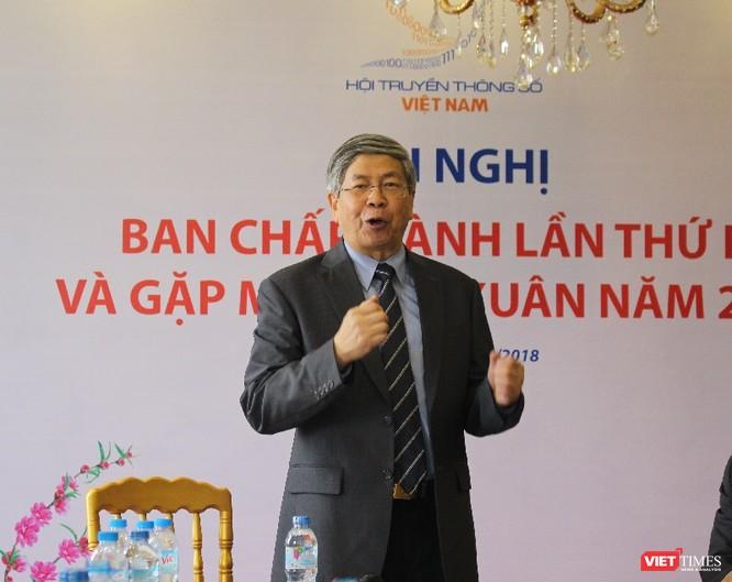 Ấn tượng về sức trẻ của Hội Truyền thông số Việt Nam ảnh 1