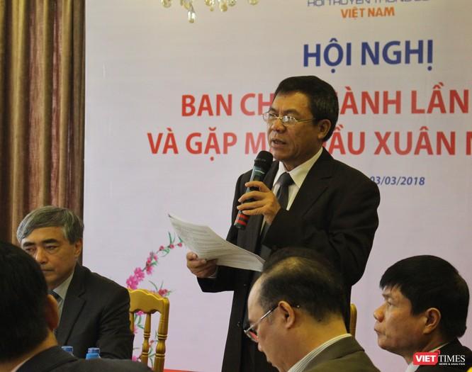 Ấn tượng về sức trẻ của Hội Truyền thông số Việt Nam ảnh 6
