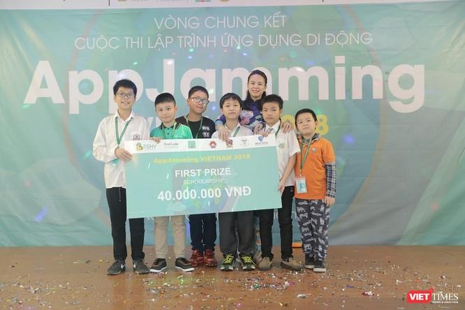 Việt Nam có 4 đại diện tham dự chung kết Châu Á AppJamming Summit 2018 tại Hồng Kông ảnh 1