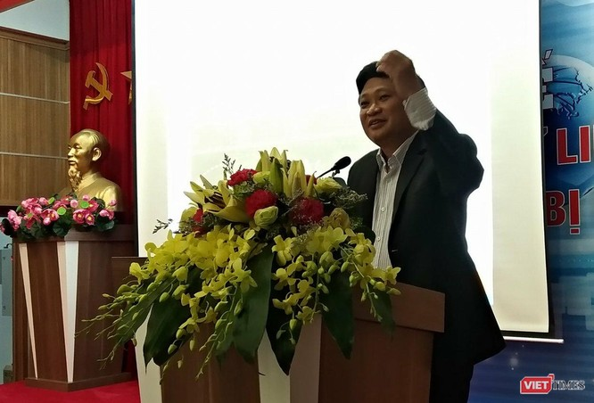 Ông Ngô Khắc Lịch -- Phó Giám đốc Trung tâm Phó Giám đốc Trung tâm VNCERT