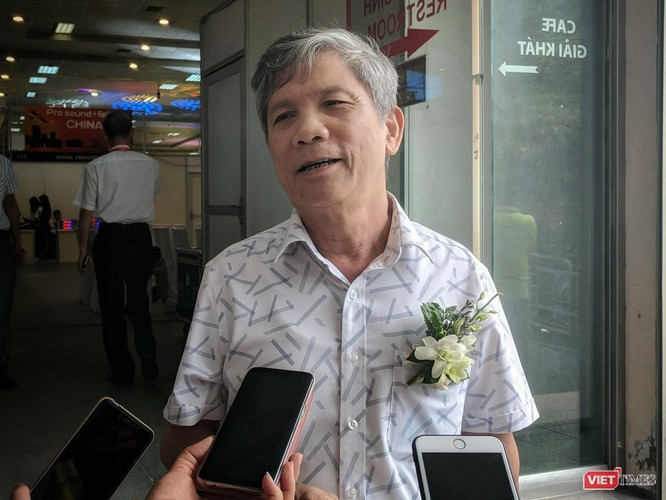 Ông Lê Đình Cường, Phó Chủ tịch kiêm Tổng thư ký Hiệp hội Truyền hình trả tiền (VNPayTV)