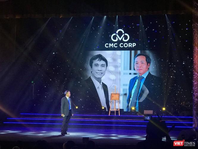 CMC đặt mục tiêu doanh số 10 ngàn tỷ đồng trong 3 năm tới ảnh 1