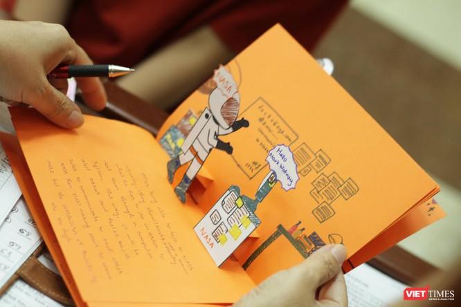 28 học sinh được vinh danh Đại sứ Văn hóa Đọc Thủ Đô ảnh 1