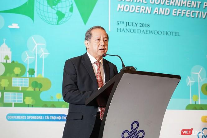 Công bố chỉ số xếp hạng ứng dụng Chính phủ Điện tử: Cả Hà Nội và TPHCM không có mặt trong top 3 ảnh 3