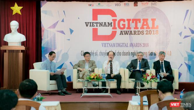 Chủ tịch VDCA Nguyễn Minh Hồng: Chuyển đổi số đang diễn ra mạnh mẽ! ảnh 1
