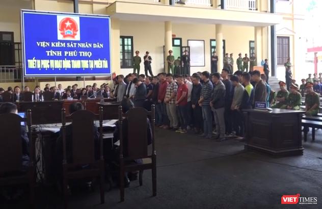 """Bị cáo Phan Văn Vĩnh, Nguyễn Thanh Hóa, Nguyễn Văn Dương, Phan Sào Nam đã """"bỏ túi"""" bao nhiêu? ảnh 1"""
