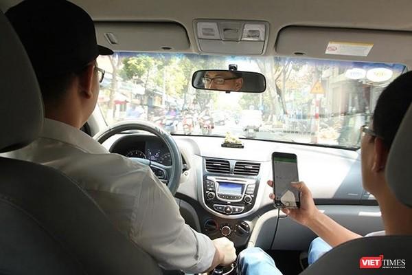 """""""Taxi công nghệ"""" cần phải được coi là chính nó ảnh 1"""