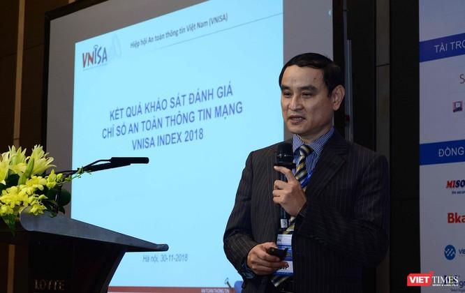 """Chỉ số An toàn thông tin Việt Nam qua 4 năm vẫn """"loanh quanh"""" ở ngưỡng trung bình ảnh 1"""
