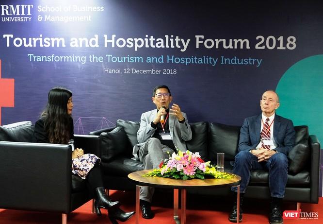 Nhân sự du lịch Singapore năng suất gấp 15 lần người Việt ảnh 1