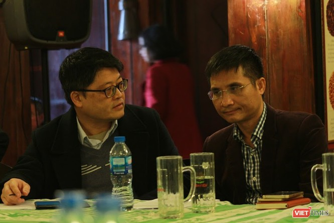 Chủ tịch LienVietPostBank giữ chức Phó Chủ tịch Hội Truyền thông số Việt Nam ảnh 6