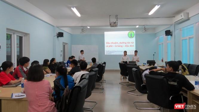 Cuộc thi Thế hệ sáng tạo – Bước đà cho ứng viên giải thưởng Chuyển đổi số Việt Nam ảnh 1