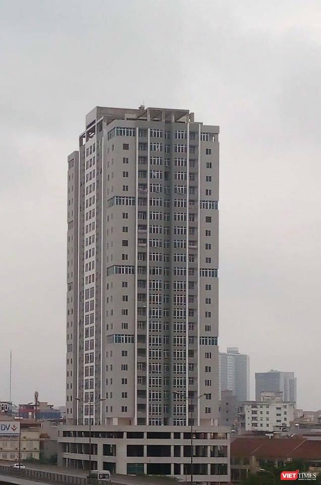 Bộ Công an lần đầu nói về dự án chung cư Báo CAND đình trệ 9 năm ảnh 2