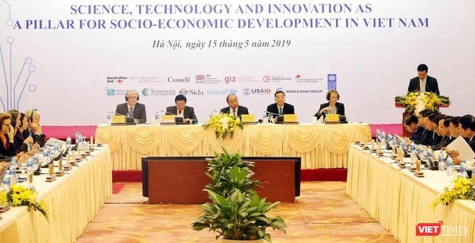 Việt Nam chi cho khoa học công nghệ chưa đến 20% của Singapore ảnh 1