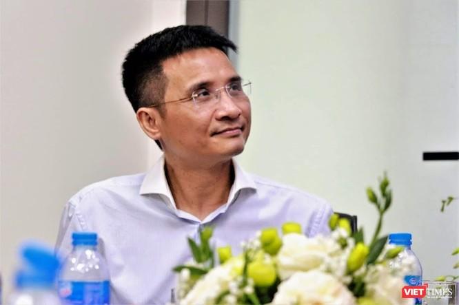 Chủ tịch Nguyễn Minh Hồng: VietTimes góp phần mạnh mẽ tăng uy tín của Hội Truyền thông số Việt Nam ảnh 3