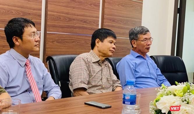 Chủ tịch Nguyễn Minh Hồng: VietTimes góp phần mạnh mẽ tăng uy tín của Hội Truyền thông số Việt Nam ảnh 5