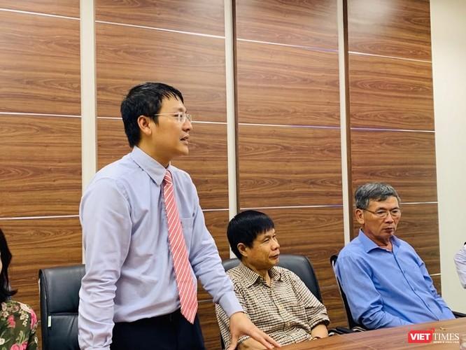 Chủ tịch Nguyễn Minh Hồng: VietTimes góp phần mạnh mẽ tăng uy tín của Hội Truyền thông số Việt Nam ảnh 6