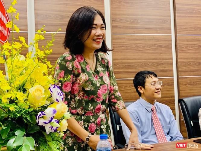 Chủ tịch Nguyễn Minh Hồng: VietTimes góp phần mạnh mẽ tăng uy tín của Hội Truyền thông số Việt Nam ảnh 8