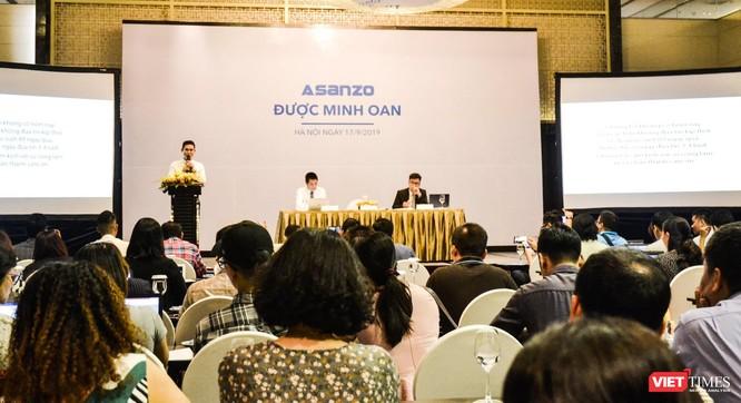 Chủ tịch Phạm Văn Tam tuyên bố: Asanzo không sai, bắt đầu sản xuất, kinh doanh bình thường trở lại từ hôm nay ảnh 2