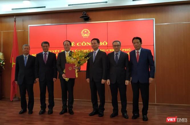 Chủ tịch VNPost Phạm Anh Tuấn làm Thứ trưởng Bộ TT&TT phản ánh xu thế bưu chính phát triển ảnh 1