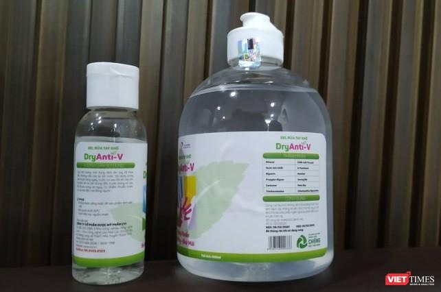 Gel rửa tay khô của nước ngoài có tốt hơn hàng Việt? ảnh 3