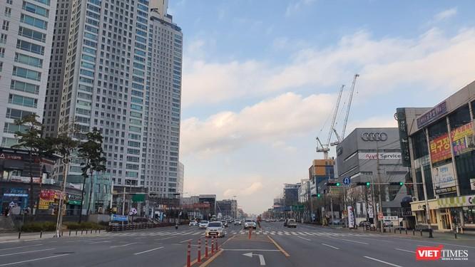 Không khí đìu hiu bao trùm Daegu vì dịch COVID-19 ảnh 4