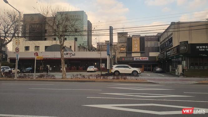 Không khí đìu hiu bao trùm Daegu vì dịch COVID-19 ảnh 5