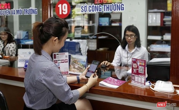 Thanh toán trực tuyến trên Cổng Dịch vụ công quốc gia: Minh bạch, công khai và chống COVID-19 ảnh 2