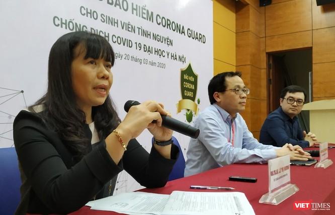 """Khoảng 6.000 học viên Đại học Y Hà Nội sẵn sàng đến """"điểm nóng"""" chống COVID-19 ảnh 2"""