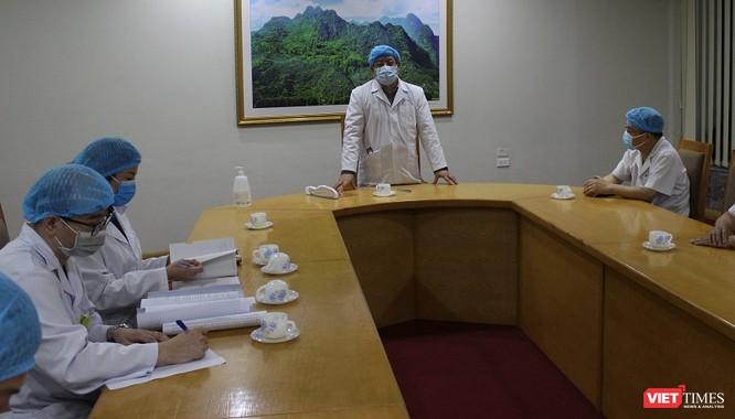 Tức tốc kiểm tra 2 bệnh viện có hợp đồng với Công ty Trường Sinh ảnh 2