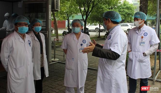 Tức tốc kiểm tra 2 bệnh viện có hợp đồng với Công ty Trường Sinh ảnh 1