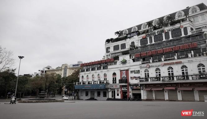 Hà Nội: Phạt 22,5 triệu đồng đối với 3 trường hợp tụ tập đông người tại quận Hoàn Kiếm ảnh 1