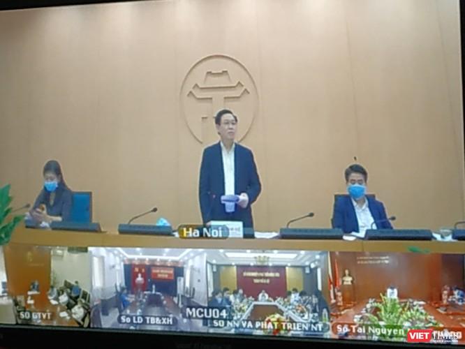 Bí thư Vương Đình Huệ: Xà xẻo từ khoản 7.000 tỷ đồng ứng phó COVID-19 là tội ác ảnh 1
