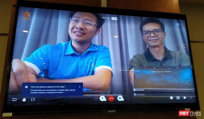 """Gói giải pháp họp trực tuyến mã nguồn mở """"Make in Vietnam"""" giá từ 350 triệu đồng ảnh 1"""
