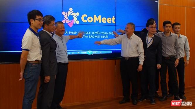 """Giải pháp hội nghị trực tuyến """"Make in Vietnam"""" sánh ngang với sản phẩm nước ngoài ảnh 2"""