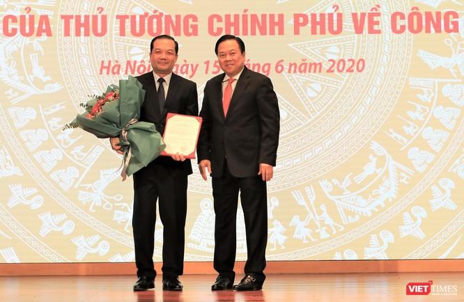 Người vừa được Thủ tướng bổ nhiệm Chủ tịch VNPT là ai? ảnh 1